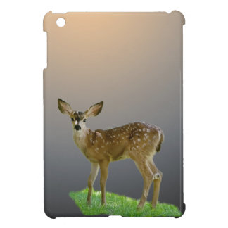 SPOTTED FAWN COVER FOR THE iPad MINI