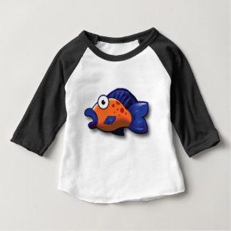 spotted fish baby T-Shirt