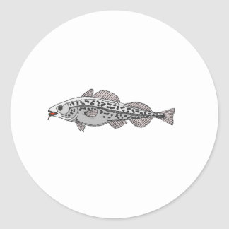 Spotted Fish Stickers
