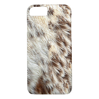 Spotted Horse / Cow Hide / Animal Fur-Look Image iPhone 7 Case