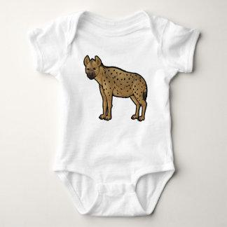 Spotted Hyena Baby Bodysuit