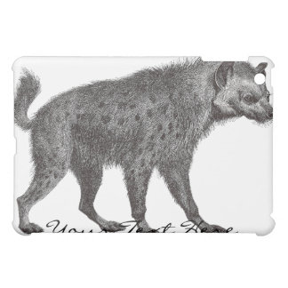 Spotted Hyena iPad Case