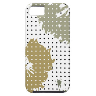 Spotted iPhone 5 Case