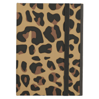 Spotted Jaguar iPad Air Case Stand