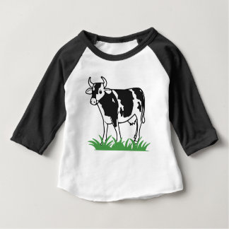 Spotted Moo Cow Baby T-Shirt