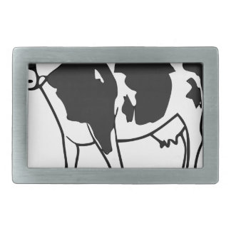 Spotted Moo Cow Belt Buckle