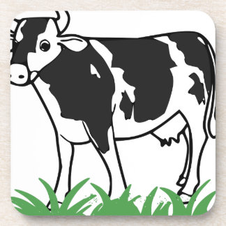 Spotted Moo Cow Coaster