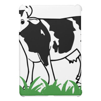 Spotted Moo Cow iPad Mini Cases