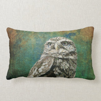 Spotted Owl Pillow
