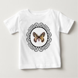 spotted ringed butterfly baby T-Shirt