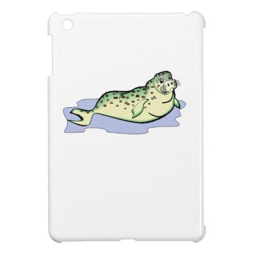 Spotted Seal iPad Mini Case