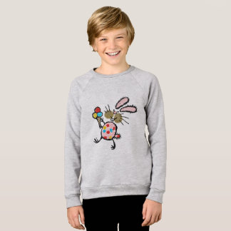 Spotty Bunny with Ice Cream Sweatshirt