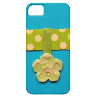 Spotty Dog Bone d.jpg iPhone 5 Cover