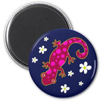 Spotty Lizard Magnet