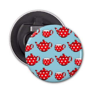 Spotty Teapot Bottle Opener