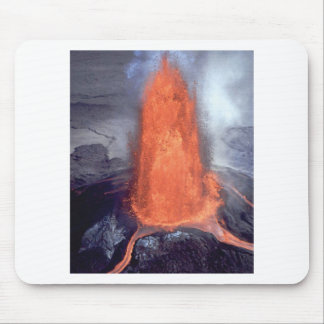 spout of magma mouse pad