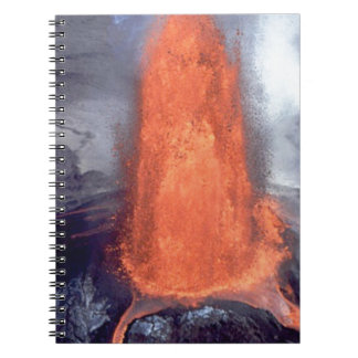 spout of magma notebooks