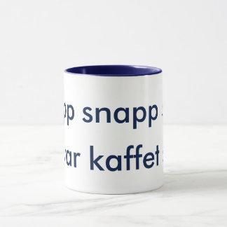 Språkkunnig Coffee Mug