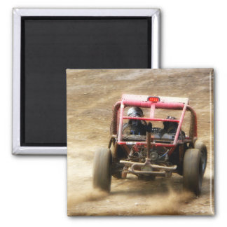 Spray Dirt! ATV Dunebuggy spins out Magnet