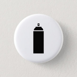 'Spray Paint' Pictogram Button