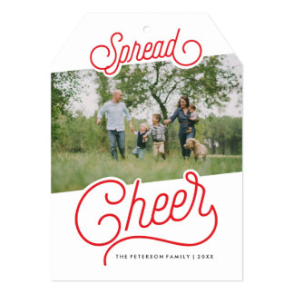 Spread Cheer Card