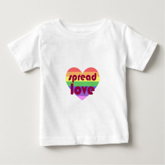 Spread Gay Love Baby T-Shirt