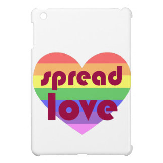 Spread Gay Love iPad Mini Cover