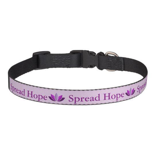 Spread Hope Dog Collar