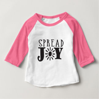 Spread Joy Baby T-shirt