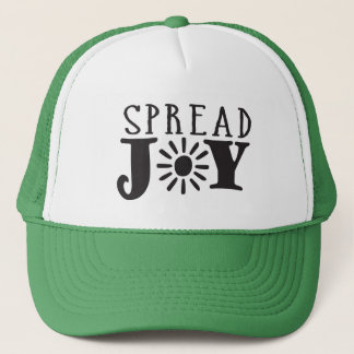 Spread Joy Trucker Hat