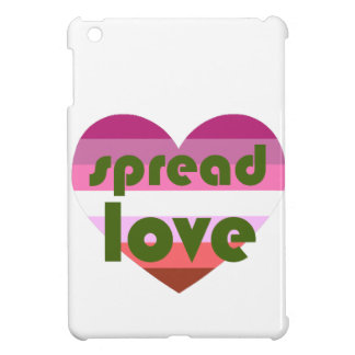 Spread Lesbian Love iPad Mini Cover
