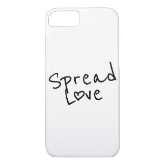 Spread Love Case-Mate iPhone Case