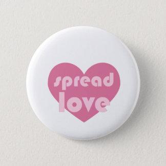 Spread Love (general) 2 Inch Round Button