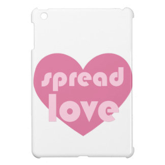 Spread Love (general) iPad Mini Covers