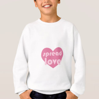Spread Love (general) Sweatshirt