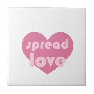 Spread Love (general) Tile