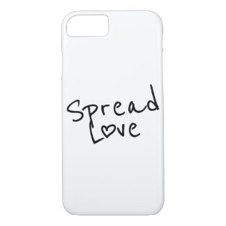 Spread Love iPhone 7 Case