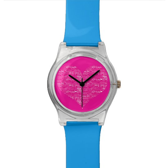 Spread Love watch