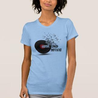 Spread Music T Shirts