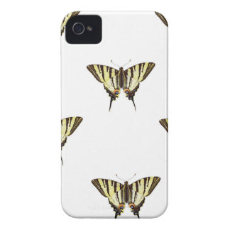 spread out butterflies iPhone 4 cover