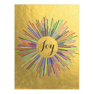 Spread the Joy Postcard