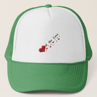Spread the Love Green Events Trucker Hat