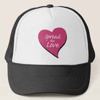 Spread The Love Trucker Hat