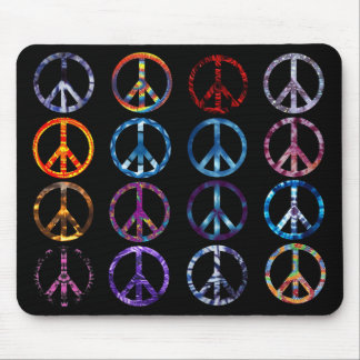 Spread the Peace Mouse Pad