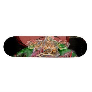 Spread the word skate board