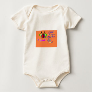 spread your wings and fly baby bodysuit
