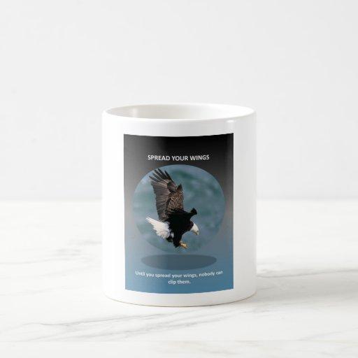 spread-your-wings mug
