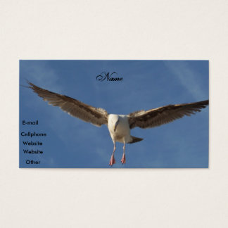 Spread your wings_Pofile Card