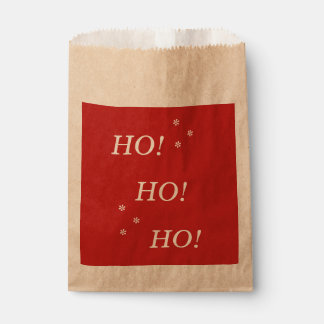 """""""Spreading a Little Cheer"""" Favor Bags"""