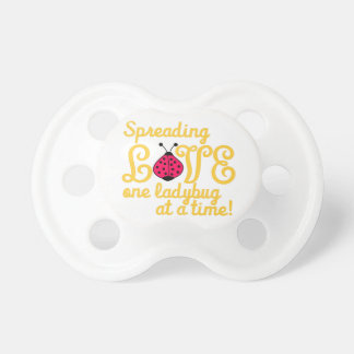 Spreading Love Baby Pacifiers